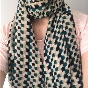 Marimekko Wool Scarf